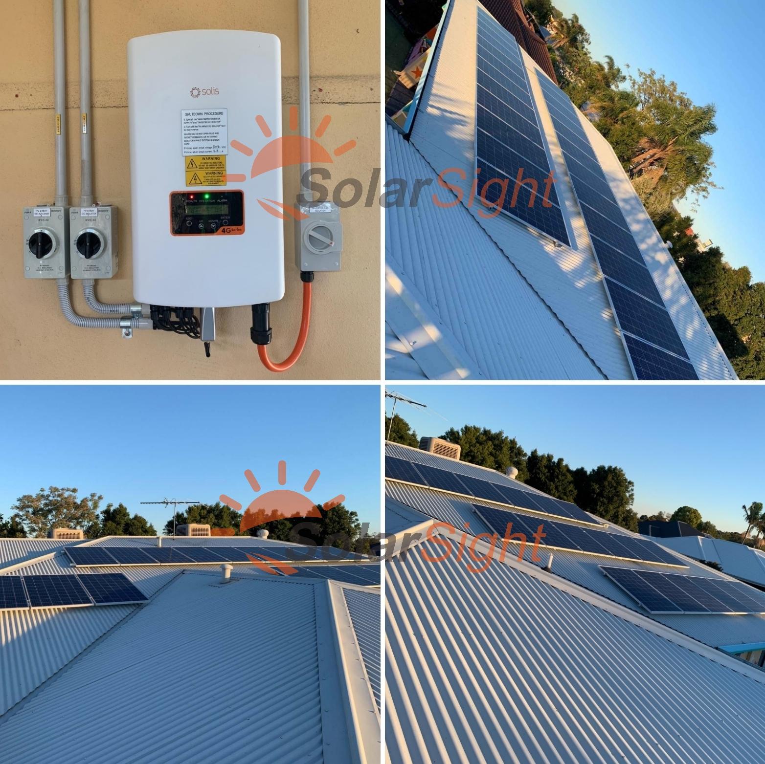 Photos Solar Sight